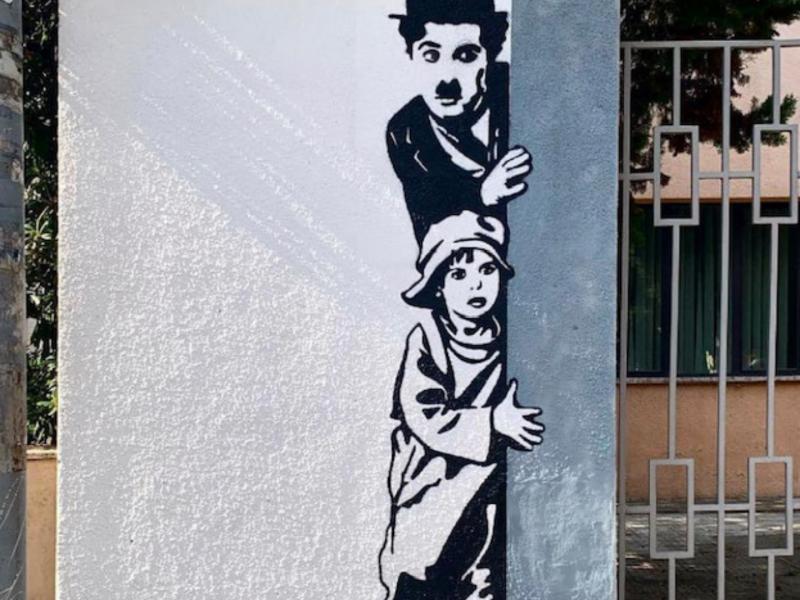 I luoghi della street art